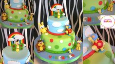 #Baby TV Real Party #Baby TV Cake