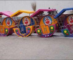 Ferris Wheel Seats Ride