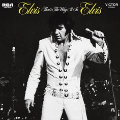 Elvis Presley - That's The Way It Is on Limited Edition 180g LP