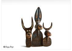 Un trio de belles bêtes ! Gilbert Legrand