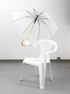 Garden Chair by Bert Loeschner