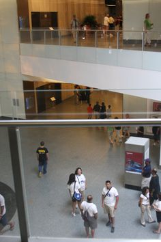 American History Museum, an interior view.  07/2011.