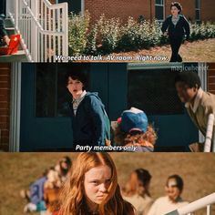 I hope mike and eleven give max a chance in s3