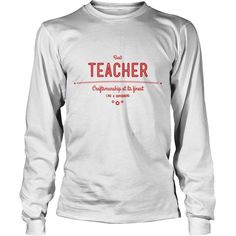 best teacher   craftsmanship at its finest, Order HERE ==> https://www.sunfrog.com/LifeStyle/124848126-713235479.html?6432, Please tag & share with your friends who would love it , #renegadelife #christmasgifts #superbowl