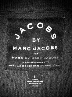 When you're in a group project - but end up doing all the work  Marc Jacobs ♥