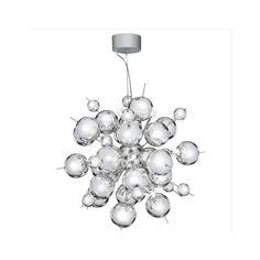 Molecule 12 Light Sputnik Chandelier