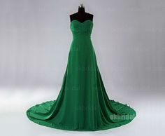 Hey, I found this really awesome Etsy listing at https://www.etsy.com/listing/168434925/green-prom-dresses-chiffon-prom-dresses