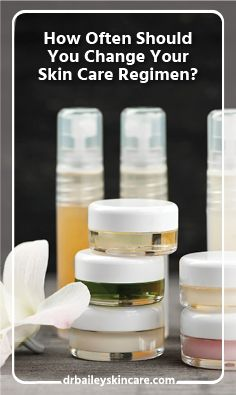 Did you know that your skin care routine shouldn't be set in stone? You, your circumstances and your environment can determine what adjustments you'll need to make to keep your skin looking fabulous. For more on how, when and why, read on.