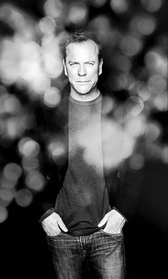 Keifer Sutherland. One Of My Favorite Actors.