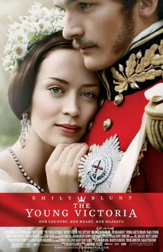 """""""Young Victoria"""" - We all know how good this is. Wonderful history done in movie form."""