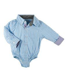 Andy & Evan bodysuit- great baby boy gift.  #zulily