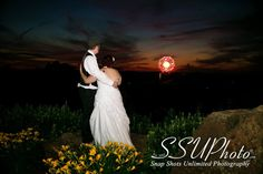 This lucky couple chose the perfect night to get married at the Log Cabin! The night of the Easthampton fireworks!!