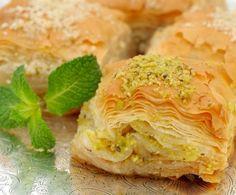 Ricetta Baklava turca