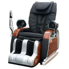 Repose R700 Massage Chair - Super Deluxe 3D Technology Lounger Price: $2,349.95