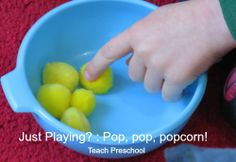 Post image for Just Playing : pop, pop, popcorn