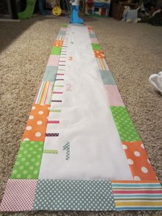 10 Easy And Cute DIY Children Growth Charts | Kidsomania