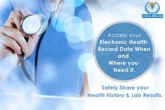Get access to your medical information & history 24/7 with Ethical Medicare's Online Record Management System.