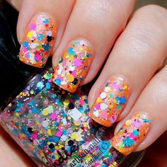 Jindie Nails- Eclectric