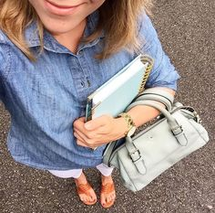 Photos of myself in outfits I love for my StitchFix stylist
