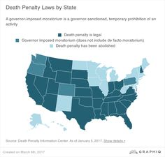 Death penalty by State