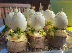 Oeufs à la saucisse blanche - Cuisine maison Buffet, Eggs, Breakfast, Impreza, Blog, Polish Cuisine, Home Kitchens, Sausages, Morning Coffee