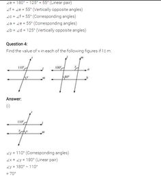 Maths Ncert Solutions, Math Class, Teaching Math, Textbook, Angles, Triangle, Exercise, Writing, Ejercicio