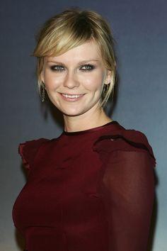 Kirsten Dunst Beauty Look