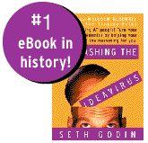 Seth Godin is a master at marketing. This book will help get your marketing mind running. Get a FREE ebook here, http://www.sethgodin.com/ideavirus/downloads/IdeavirusReadandShare.pdf
