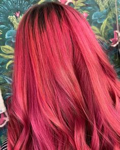 Do you Love bright colours but hate how they fade? This gorgeous #pink was created for Cecile by our Loughborough stylist Emilie and Kayleigh. We created a bespoke #fabuloso for her to take home and stop ✋ that pesky fade!  #blisshair #loughborough #blissemilie #blisskayleigh #blisscreativecolour  www.blisshair.com/