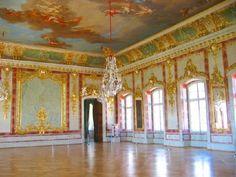 Rundale Palace, Gold Room, Latvia