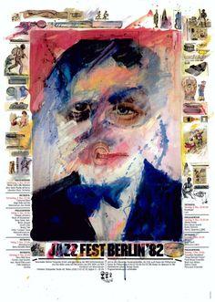 Holger Matthies, Jazzfest Berlin, 1982