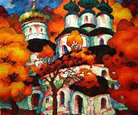 Valery Veselovsky - Artist From Russia