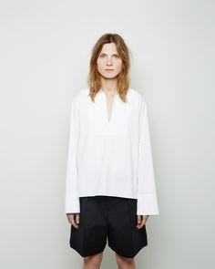 SOFIE D'HOORE | Coup Shirt | Shop at La Garçonne