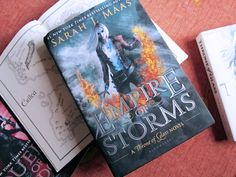 ( ´›ω‹`)♡Empire of Storms by Sarah J. Maas~  https://www.instagram.com/p/BLWdzzOAjAb/