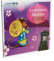 La princesa ratolina, de Dani Miquel i dibuixos de Jaime espinar. Editat per Andana Editorial (www.andana.net)