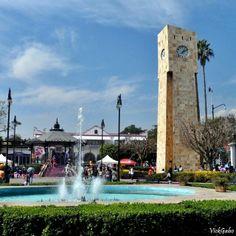 Zócalo de Jiutepec Morelos