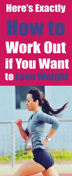 Heres Exactly How To Work Out On The Off Chance That You Want To Lose Weight | greatwomen