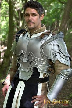 Complete Templar of Negation LARP Armour, excellent for role playing a not only a Templar, but also a Paladin or even a Knight.