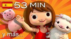 Ants Go Marching Little Bo Peep, Little Man, Little Babies, Fun Songs, Kids Songs, Preschool Songs, Baby Music, Nursery Rhymes, Kids Learning