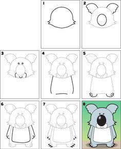 how-to-draw-a-koala