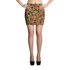 Oman DPM CAMO Mini Skirts