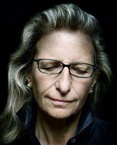 Annie Leibovitz by Platon