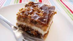 Caramel Pecan Frozen Decadence Recipe from Divine Desserts