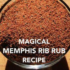 Dry Rub Recipes, Smoked Meat Recipes, Milk Recipes, Homemade Spices, Homemade Seasonings, Homemade Dry Mixes, Bbq Dry Rub, Dry Rub For Brisket, Dry Rub Ribs