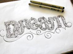 Doodles & Details #typography #design #inspiration