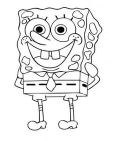 How do you draw spongebob how to draw step 6 how to draw spongebob squarepants characters Spongebob Drawings, Cartoon Drawings Of People, Art Drawings For Kids, Doodle Drawings, Disney Drawings, Drawing People, Easy Drawings, Drawing Sketches, Spongebob Tattoo