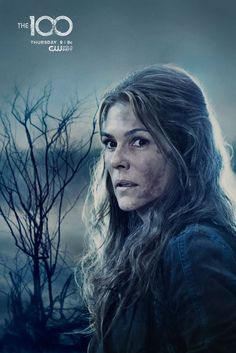 Paige Turco as (Abby) #The100