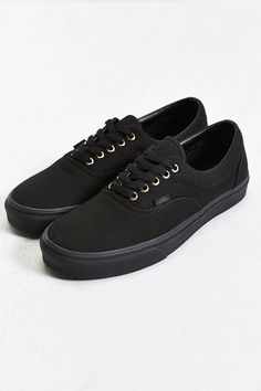 6a0d56fc5b32cb Vans Era Gold Monochrome Mens Sneaker - Urban Outfitters Shoes Teen Boys