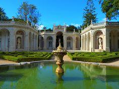 Jardim - Palácio de Belém