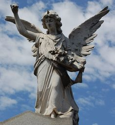 angels on high